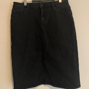 Mango Denim Skirt